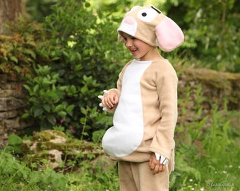 Exclusive Mouse Gruffalo Costume For Kids