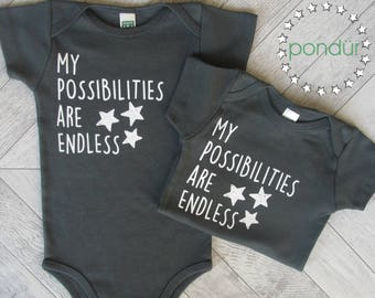 Organic Inspiration! Gender Neutral Baby Outfit, Organic One Piece, Eco Friendly, Organic Baby Clothes, Unique Baby Gift, Yoga Baby