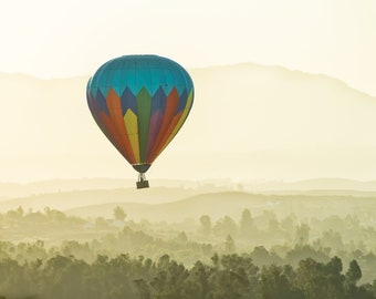 Early Morning Wine Country Flight