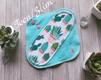 "8.5"" Teen/Slim Potted Cactus and Succulent Cloth Pad"