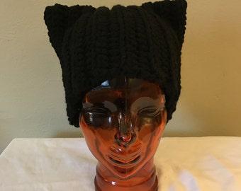Cat Hat in Black