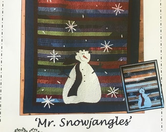 Mr. Snowjangles