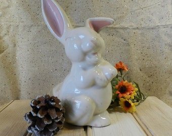 Vintage Cotton tailed bunny