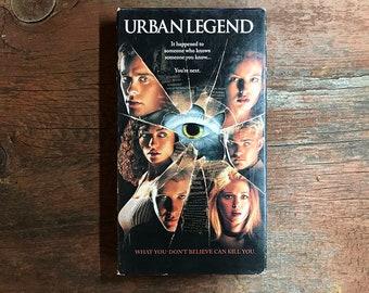 URBAN LEGEND VHS
