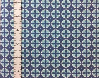 Fabric by Riley Blake Designs:  Modern Mini's by Lori Holt, Blue