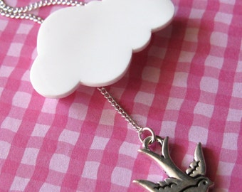 Up in the Air necklace II