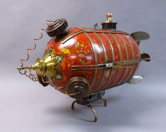 Lightning Collection - Airship - Steampunk