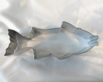Trout Salmon Cookie Cutter  5 inches