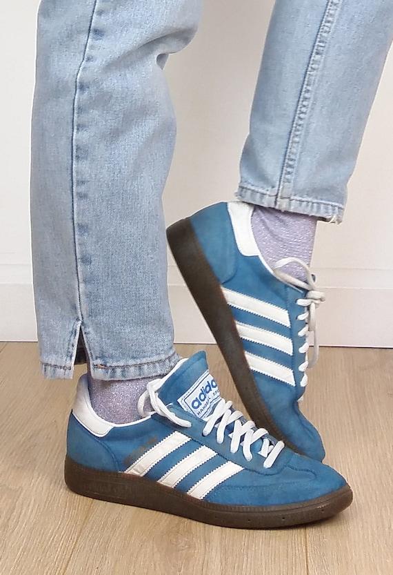 Suede Spezial Special 6 5 Vintage ADIDAS EU Blue Adidas 40 UK XARXF4n