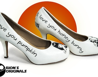 PF Heel Shoes.  Custom Made to Order