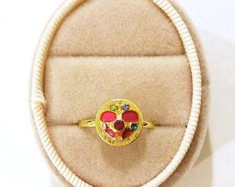 Cosmic Heart Ring