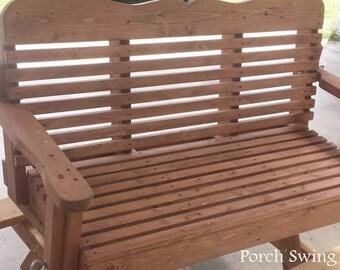 4ft Porch Swing