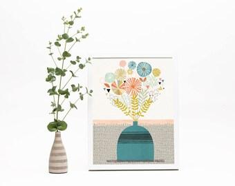 Flora & Fauna Print