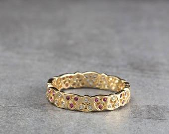 Celtic Gold ring