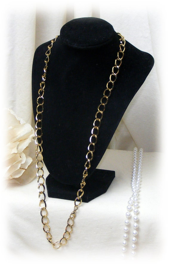 GOLD PLATED CHAIN (Stainless Steel Base)