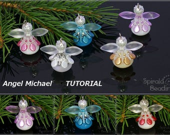 Angel MICHAEL - PDF beading pattern