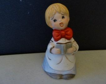 Christmas Caroler Bell