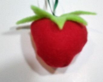 Keychain grandma, Keychain for men, keychain decor, keychain, fruit keychain, strawberry, keychain, keychain gift ideas, strawberry keychain