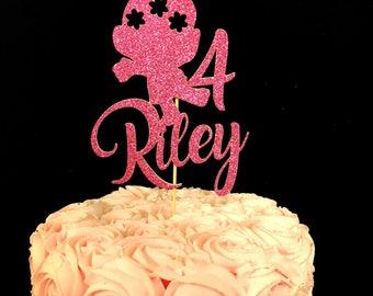 troll cake topper, troll birthday cake topper, troll decorations, troll birthday, poppy cake topper, poppy troll decorations