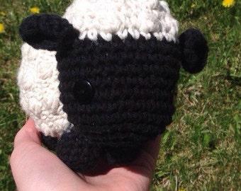 crochet amigurumi Sheep toy, Stuffed Toy, Plush, Plushy, Stuffed Animal, Toy, Stuffed lamb, baby toy, Baby Shower Gift, crochet amigurumi