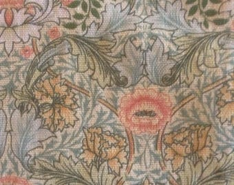 Vintage Irish Linen Tea Towel