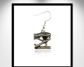 EARRING EGYPTIAN eye of horus _ Egyptian eye of Horus earring