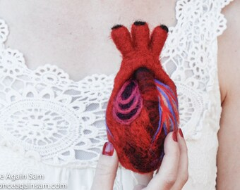 HeartFelt (Anatomical Heart - Human Scale)