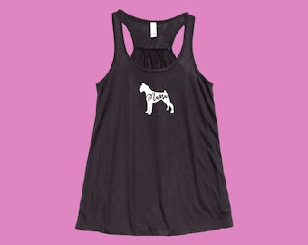 """Boxer  """"MAMA"""" - Fit or Flowy Tank"""