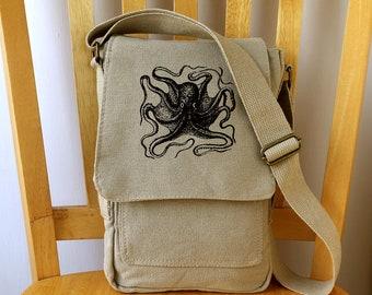 Octopus Tech Bag Small Purse Crossbody Shoulder Bag
