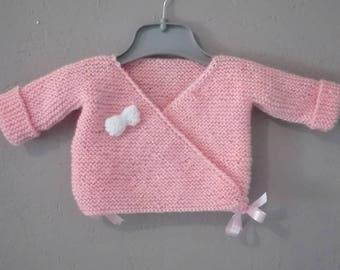 Life jacket baby 0/3 months Cardigan