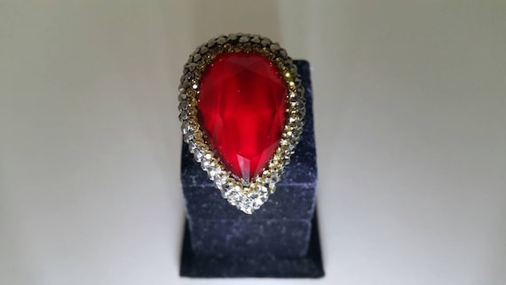 Anillo de Hürrem Sultan Otomana joyería joyería turca