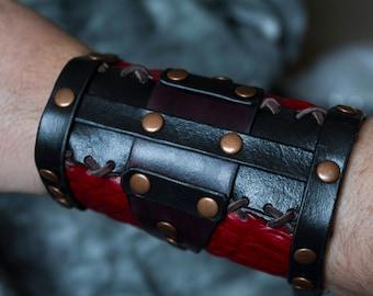 Leather Arm Cuff