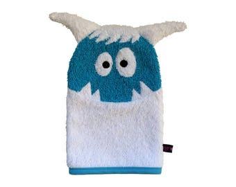 Monster Yeti Washcloth