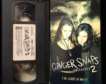 Ginger Snaps Unleashed 2 VHS