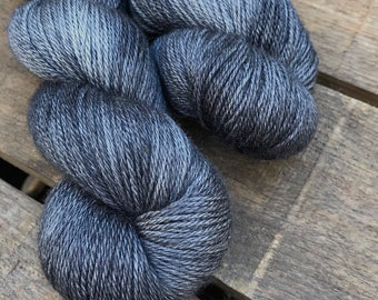 Sturmwolke - Superwash Blue Faced Leicester, Silk & Cashmere Splendiferous Sock 100g