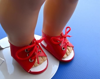 Doll Sandals & Sunglasses with Toys, 4 Piece Set, Choice of Colors