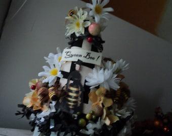 Queen Bee Marie Antoinette Party Hat