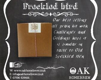 Freckled Birdie beer Kit