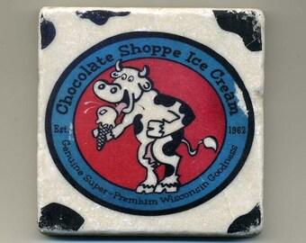 Chocolate Shoppe in Edgebrook - Original Coaster