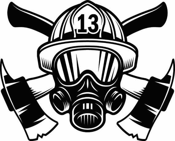 firefighter logo 1 firefighting rescue helmet mask axes rh etsy com firefighter logo t shirt firefighter logo printable