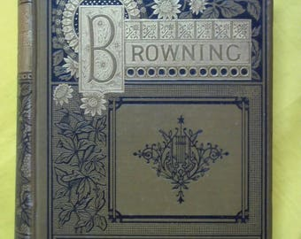 Mrs. Browning's Poems, The Poetical Works of Elizabeth Barrett Browning (1870)