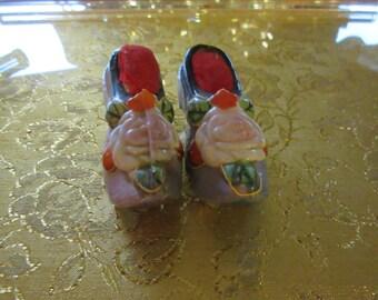 JAPAN SHOE PINCUSHIONS