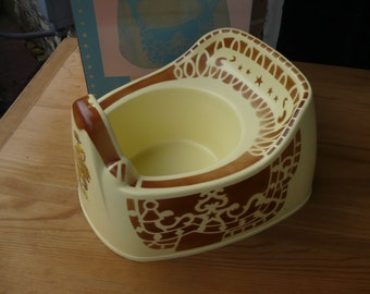 Vintage Potty Chair , Tommee Tippee Saddle Potty