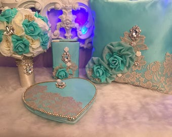 Quinceniera custom made package
