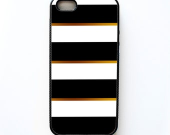 Bold Stripes iPhone Case