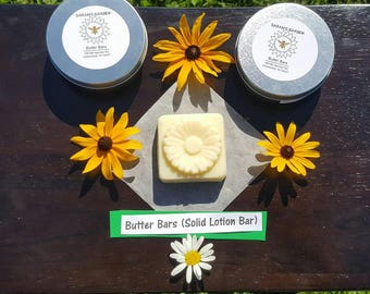 Natural Butter Bar (With Tin)