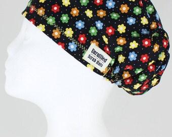 Surgical Scrub U Hat for Women - Holly's Dolls