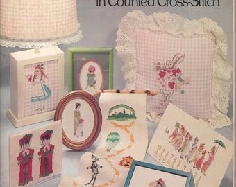 Favorite Illustrations from Childrens Classics in Cross-Stitch