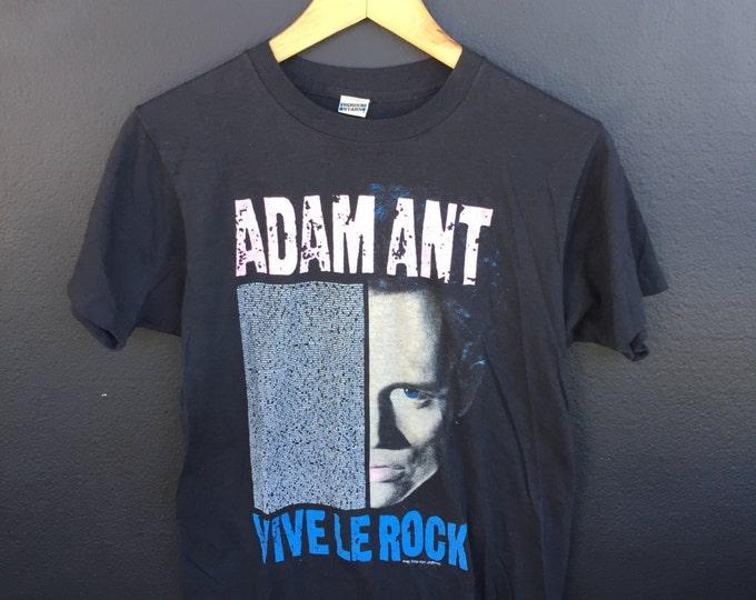 Adam Ant 1995 vintage Tshirt