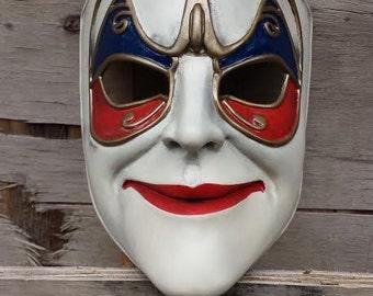 Masquerade Clock Work Mask